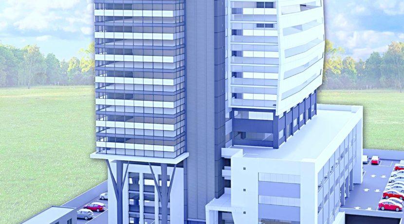 Nex Tower 3D