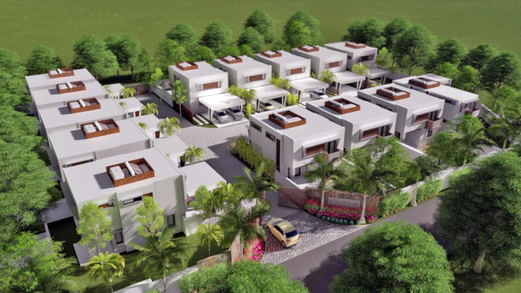 Projet de Villas