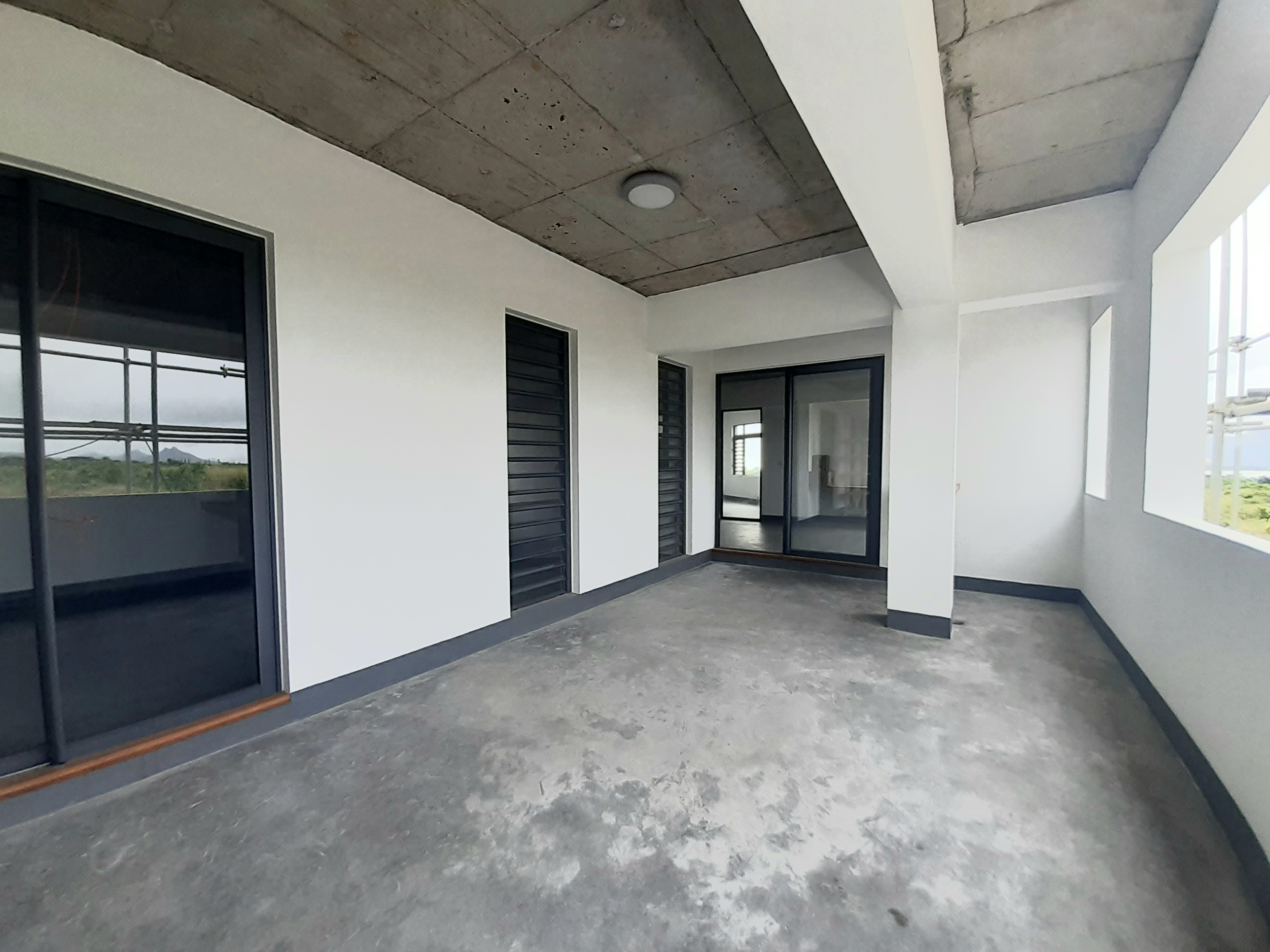 Bureau neuf de 67 metres carrés